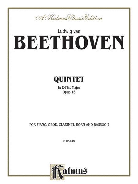Quintet Op. 16