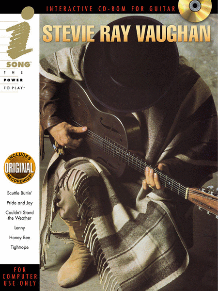 Stevie Ray Vaughan - iSong CD-ROM