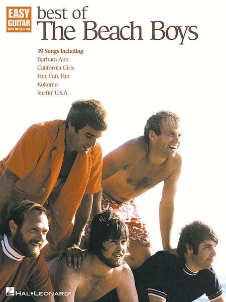 Best Of The Beach Boys - Easy Guitar