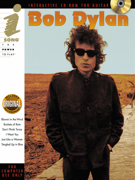 Bob Dylan - iSong CD-ROM