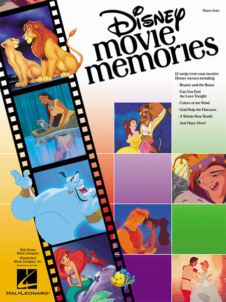 Disney Movie Memories