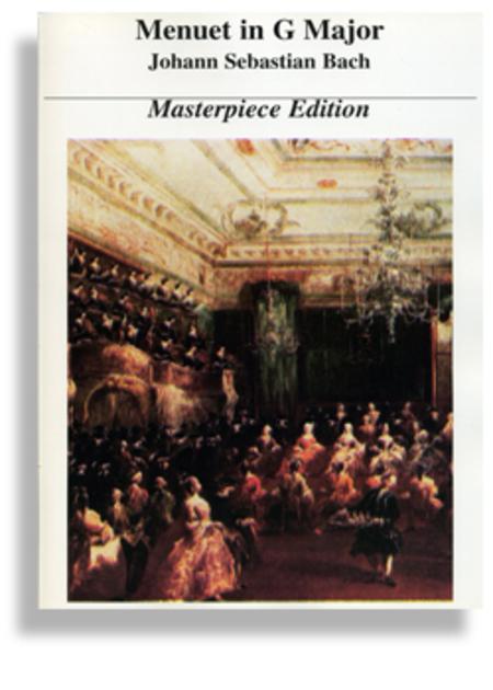 Menuet in G Major * Bach * Masterpiece Edition
