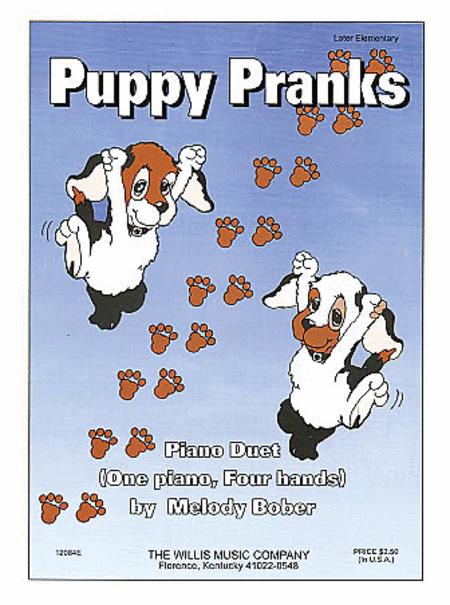Puppy Pranks