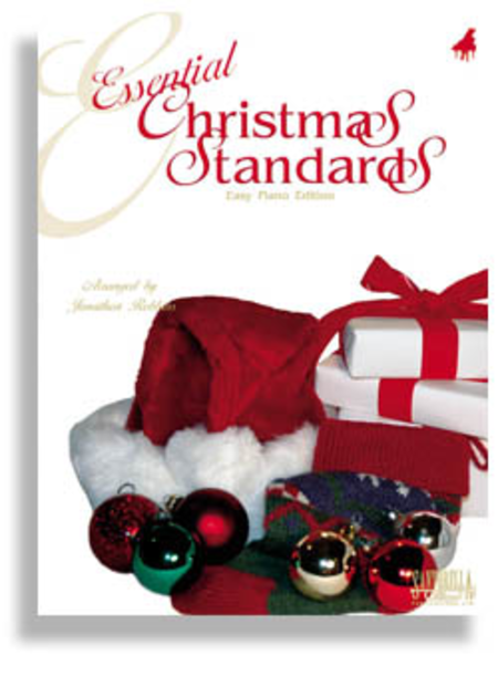 Essential Christmas Standards for Easy Piano