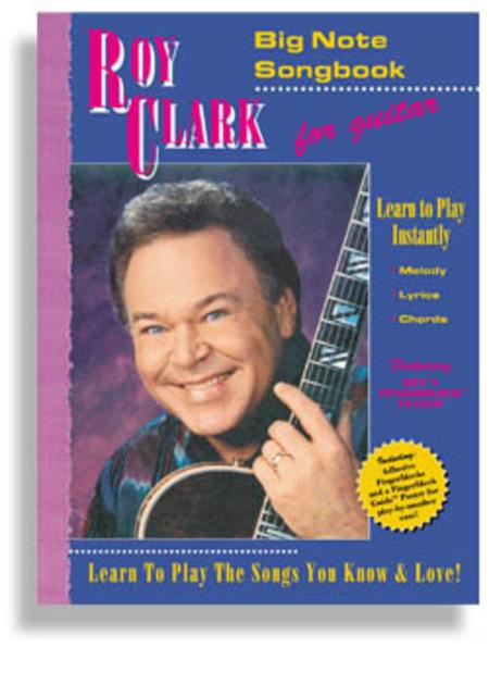 Roy Clark Big Note TV Songbook