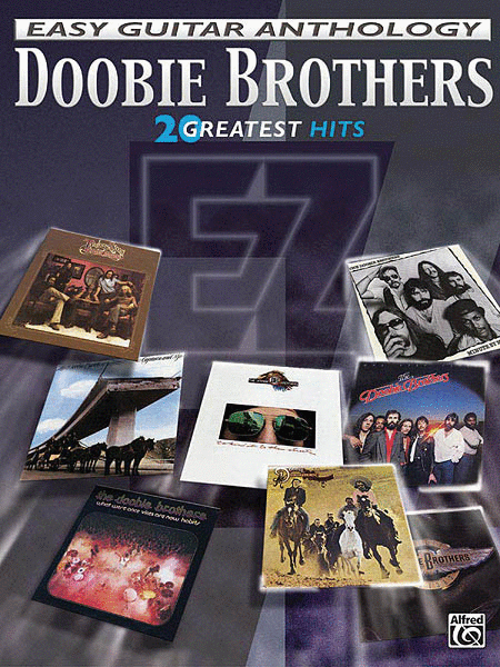 The Doobie Brothers - Easy Guitar Anthology