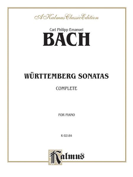 Six Wurttemberg Sonatas Complete