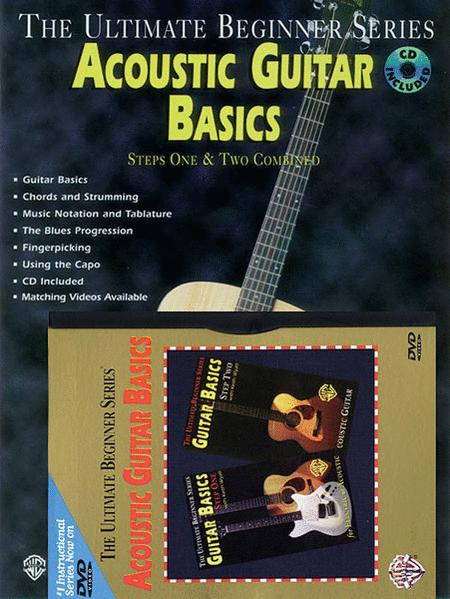 Ultimate Beginner Series - Acoustic Guitar Basic Megapack