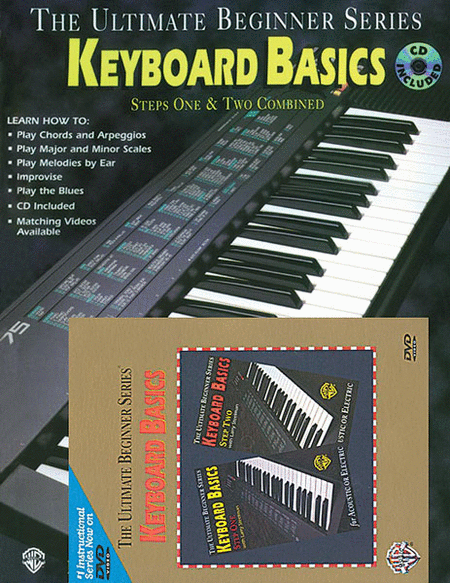 Ultimate Beginner Series - Keyboard Basic Mega Pack