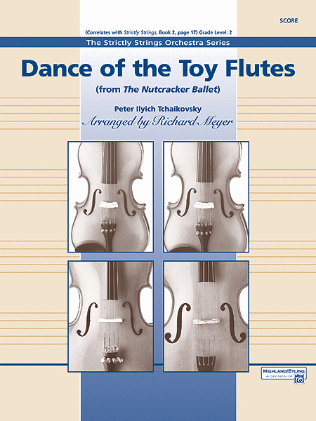 Dance of the Toy Flutes