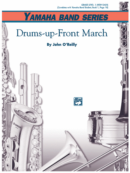 Drums-up-Front March
