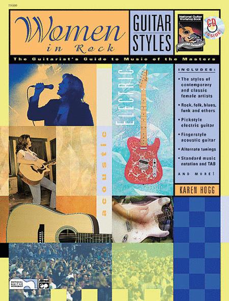 Guitar Styles -- Women in Rock