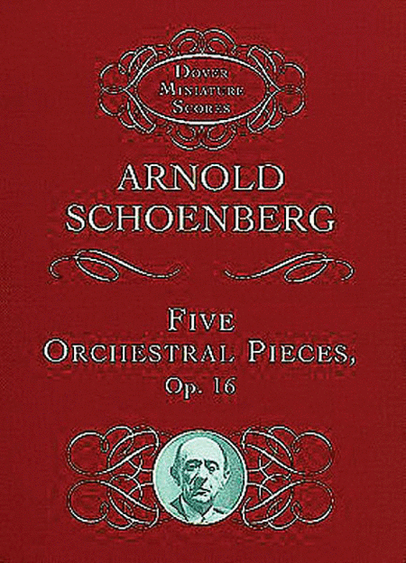 Five Orchestral Pieces, Op. 16