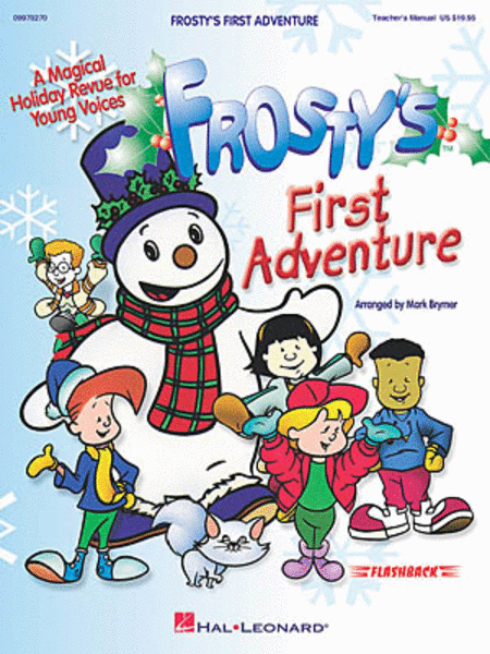 Frosty's First Adventure