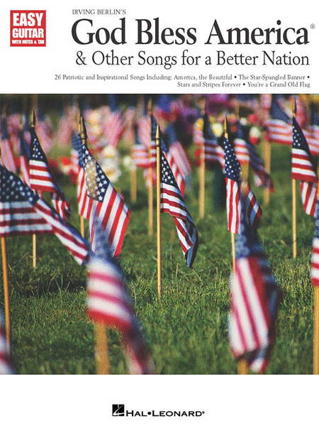 God Bless America & Other Songs For A Better Nation - Easy Guitar