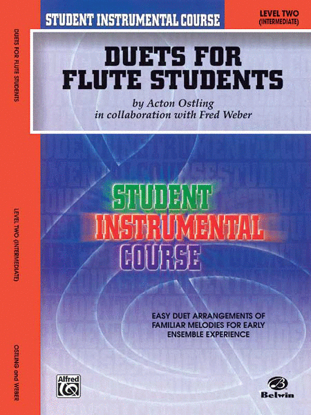 Student Instrumental Course Duets for Flute Students