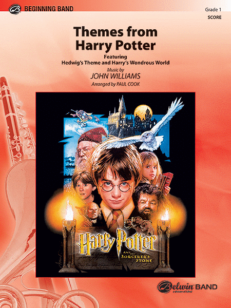 Harry's Wondrous World & Hedwig's Theme (Themes)