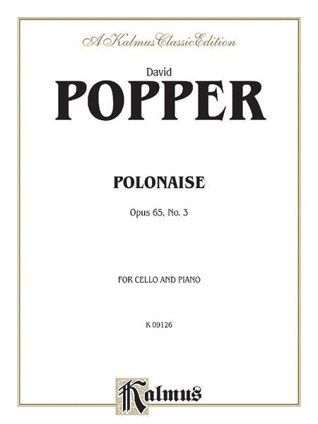 Polonaise, Op. 65/3