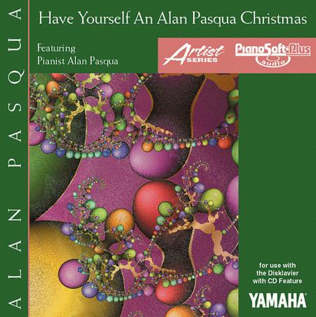 Have Yourself an Alan Pasqua Christmas