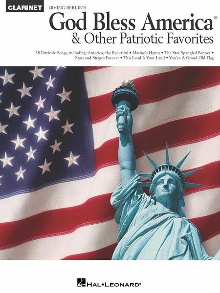 God Bless America & Other Patriotic Favorites - Clarinet
