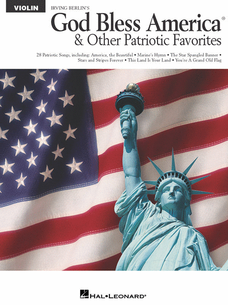 God Bless America & Other Patriotic Favorites - Violin