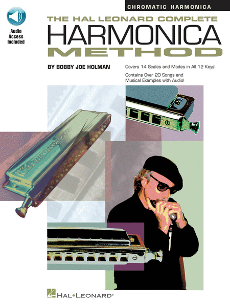 The Hal Leonard Complete Harmonica Method - Chromatic Harmonica