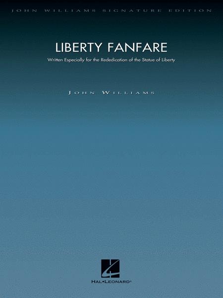 Liberty Fanfare - Deluxe Score