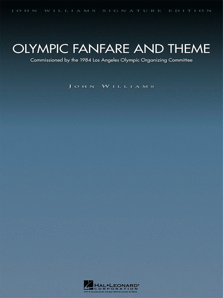 Olympic Fanfare and Theme - Deluxe Score
