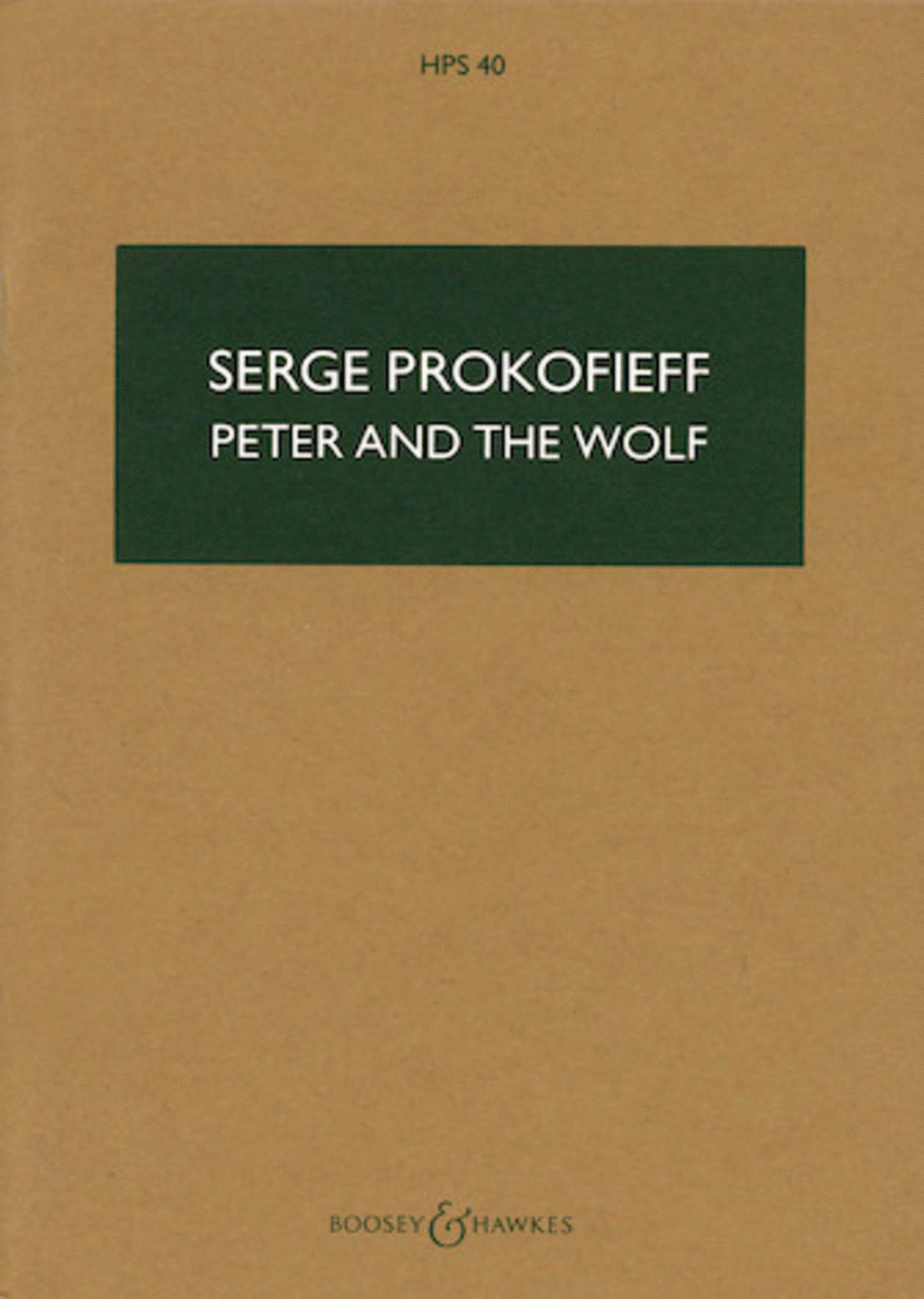 Peter and the Wolf, Op. 67