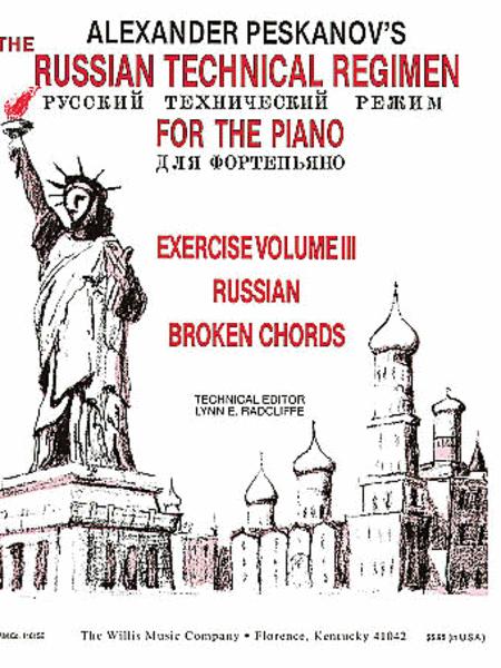 Russian Technical Regimen - Vol. 3