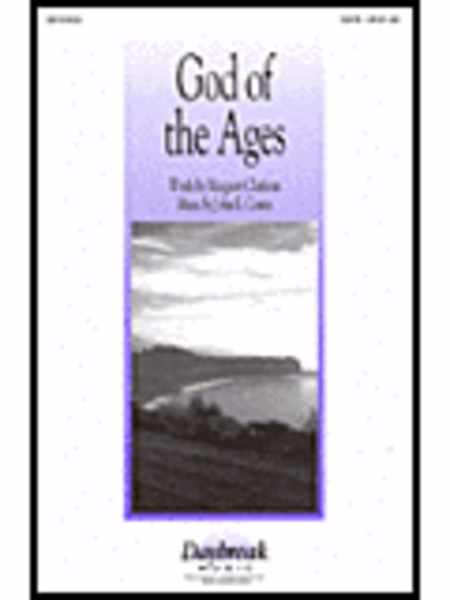 God of the Ages - ChoirTrax CD