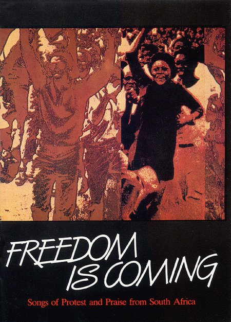 Freedom Is Coming (Bk & CD)