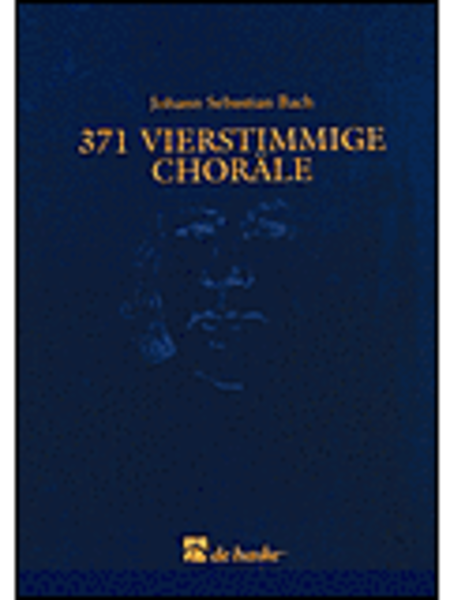 371 4-part Chorales - Part 4 (B-flat BC Euphonium, Trombone, Tuba)