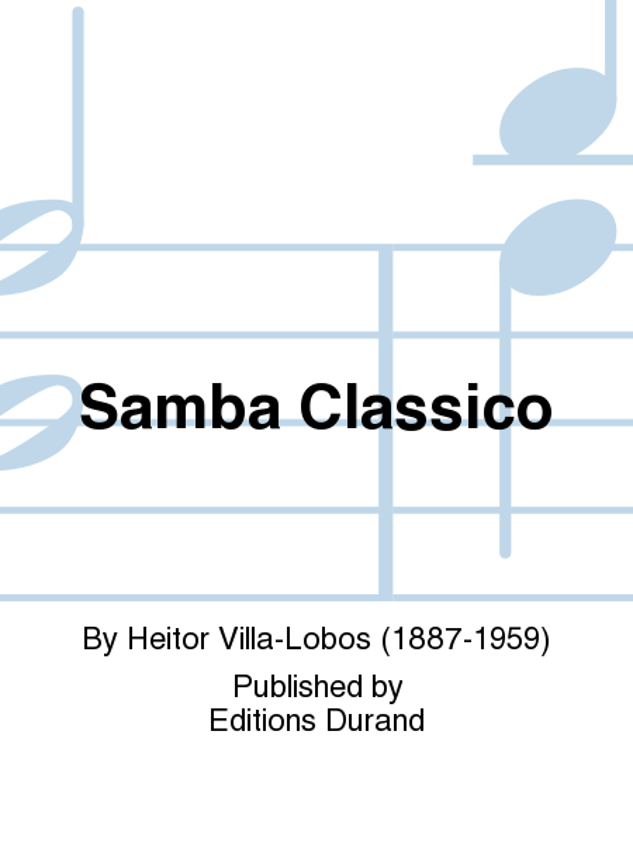 Samba Classico