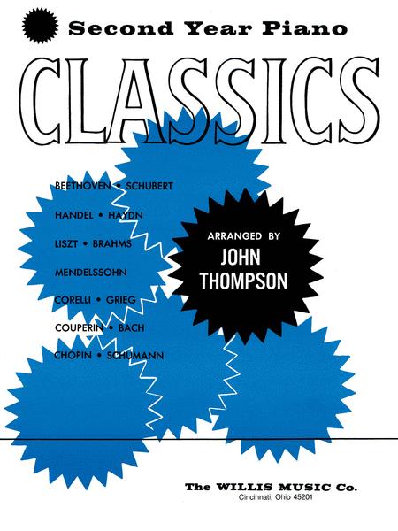 Second Year Piano Classics - Book 2