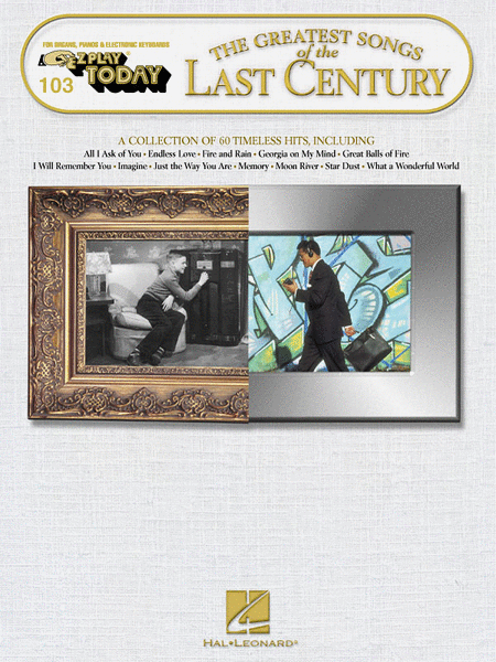 E-Z Play Today #103 - Greatest Songs of the Last Century