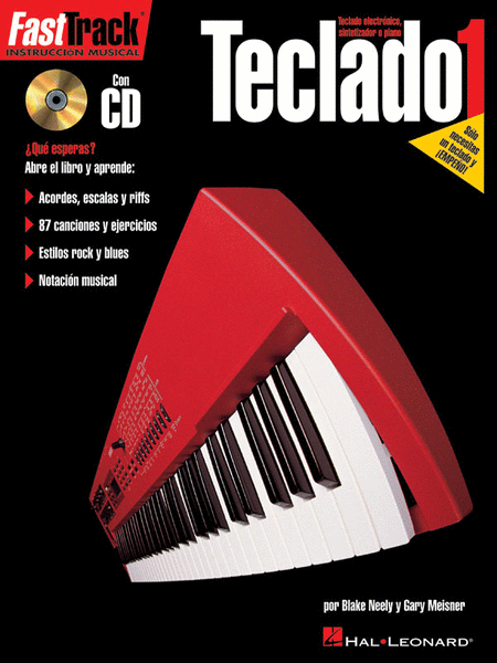 FastTrack Instruccion Musical - Iberoamericana - Teclado 1 (Spanish Language)