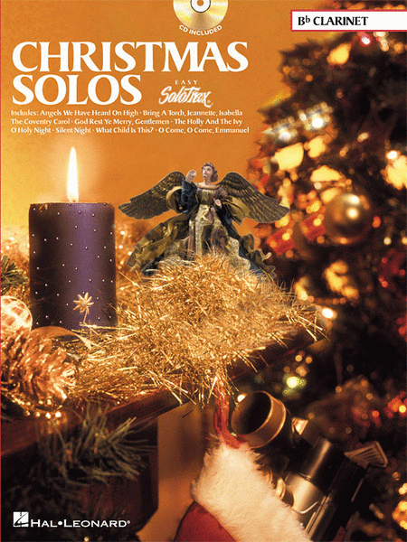 Christmas Solos - Clarinet (Book & CD)