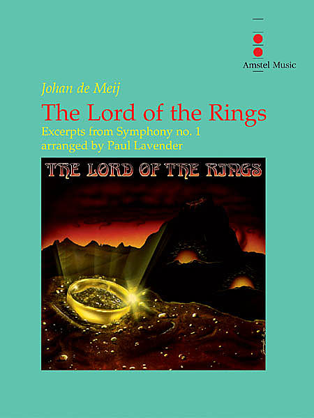 Lord Of The Rings Symphony Sheet Music