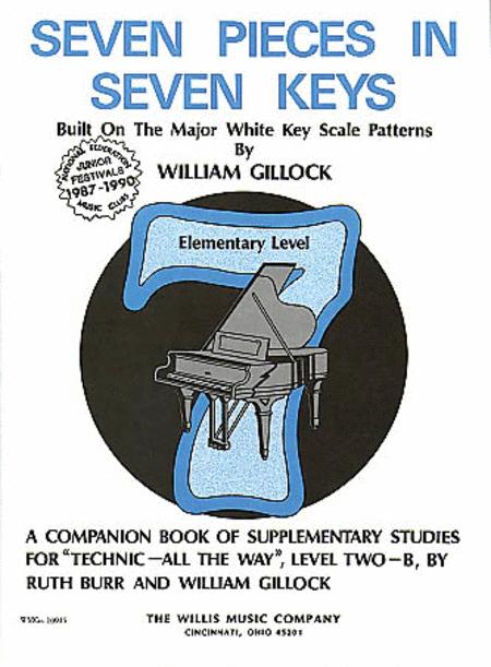 Seven Pieces in Seven Keys