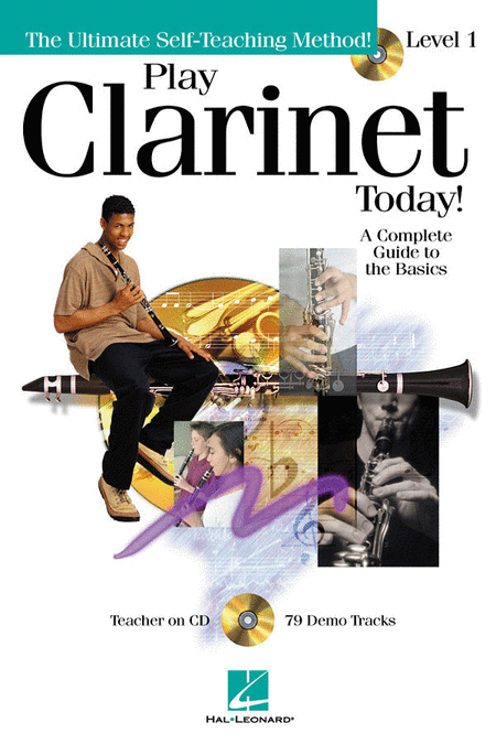 Play Clarinet Today! - Level 1