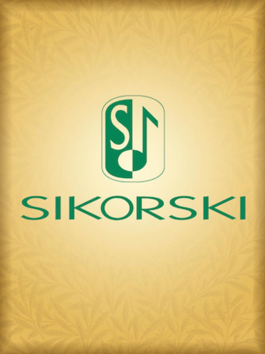 String Quartet No2 Stimmen Set Of Parts Universal Edition