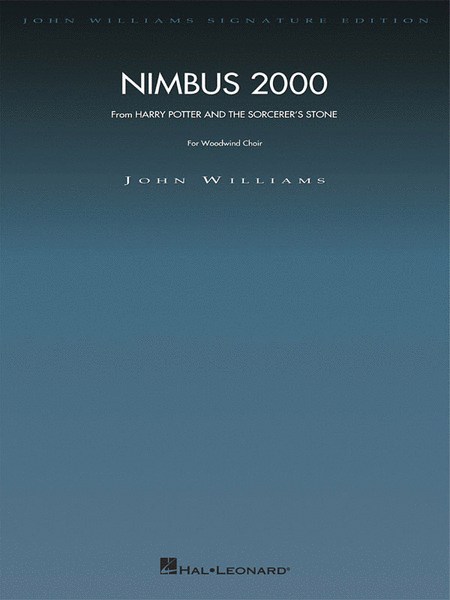 Nimbus 2000 (from Harry Potter and the Sorceror's Stone)