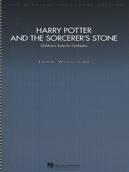 Harry Potter and the Sorcerer's Stone (Children's Suite for Orchestra) - Deluxe Score