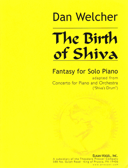 The Birth of Shiva (Adapted From Concerto For Piano And Orchestra