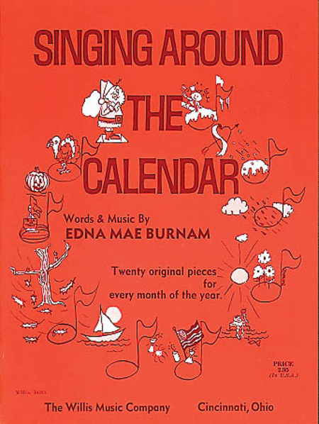 Singing Around the Calendar