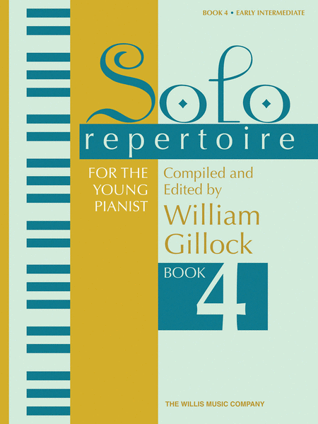 Solo Repertoire for the Young Pianist, Book 4
