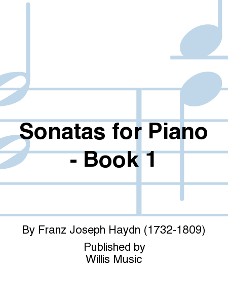 Sonatas for Piano - Book 1