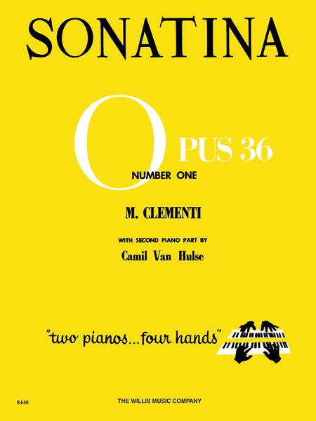 Sonatina Op. 36, No. 1