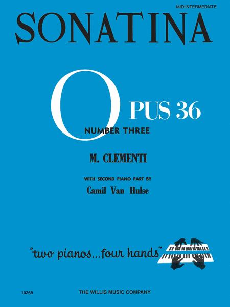 Sonatina Op. 36, No. 3